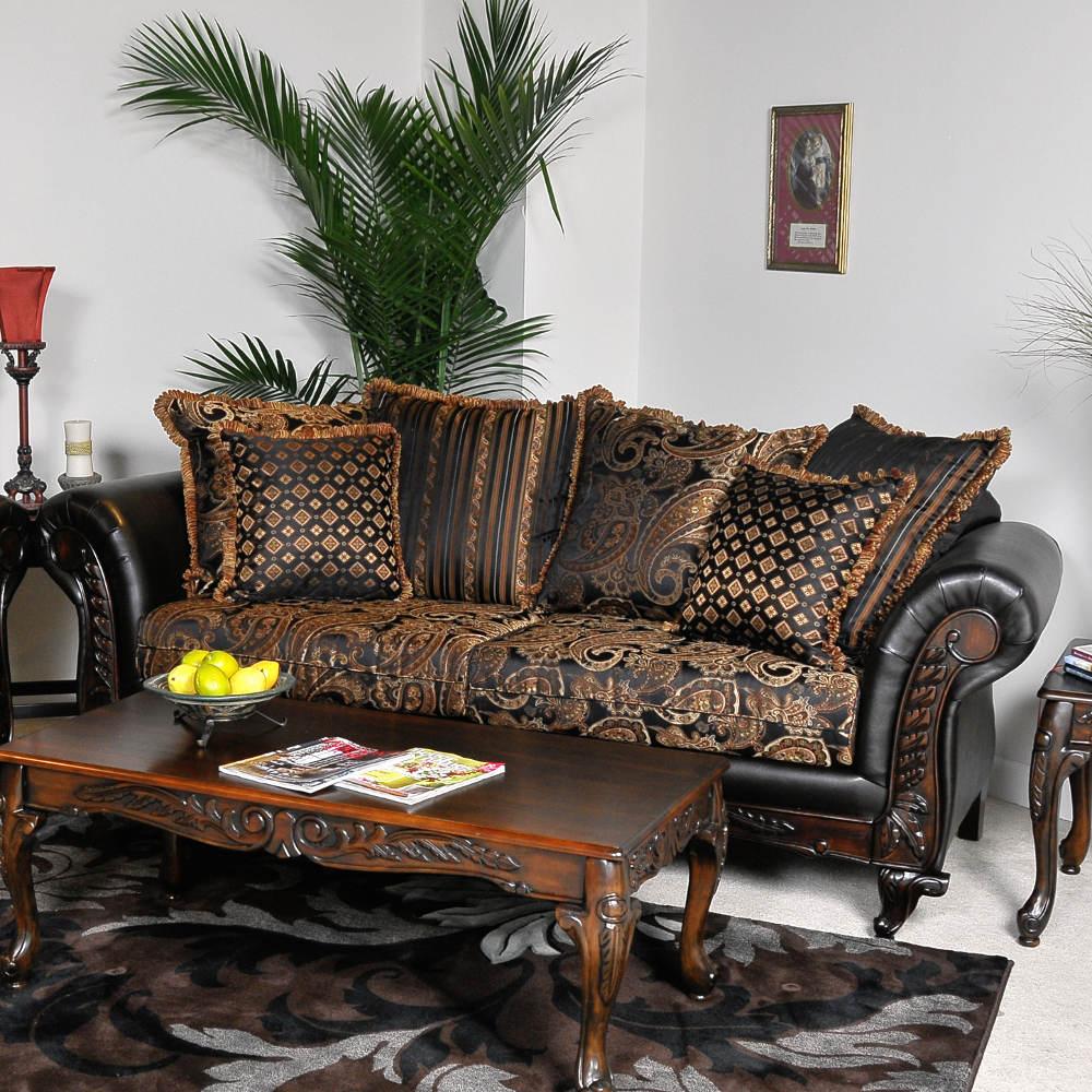 Leather Living Room Furniture Sets