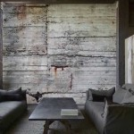 Concrete Wall Covering