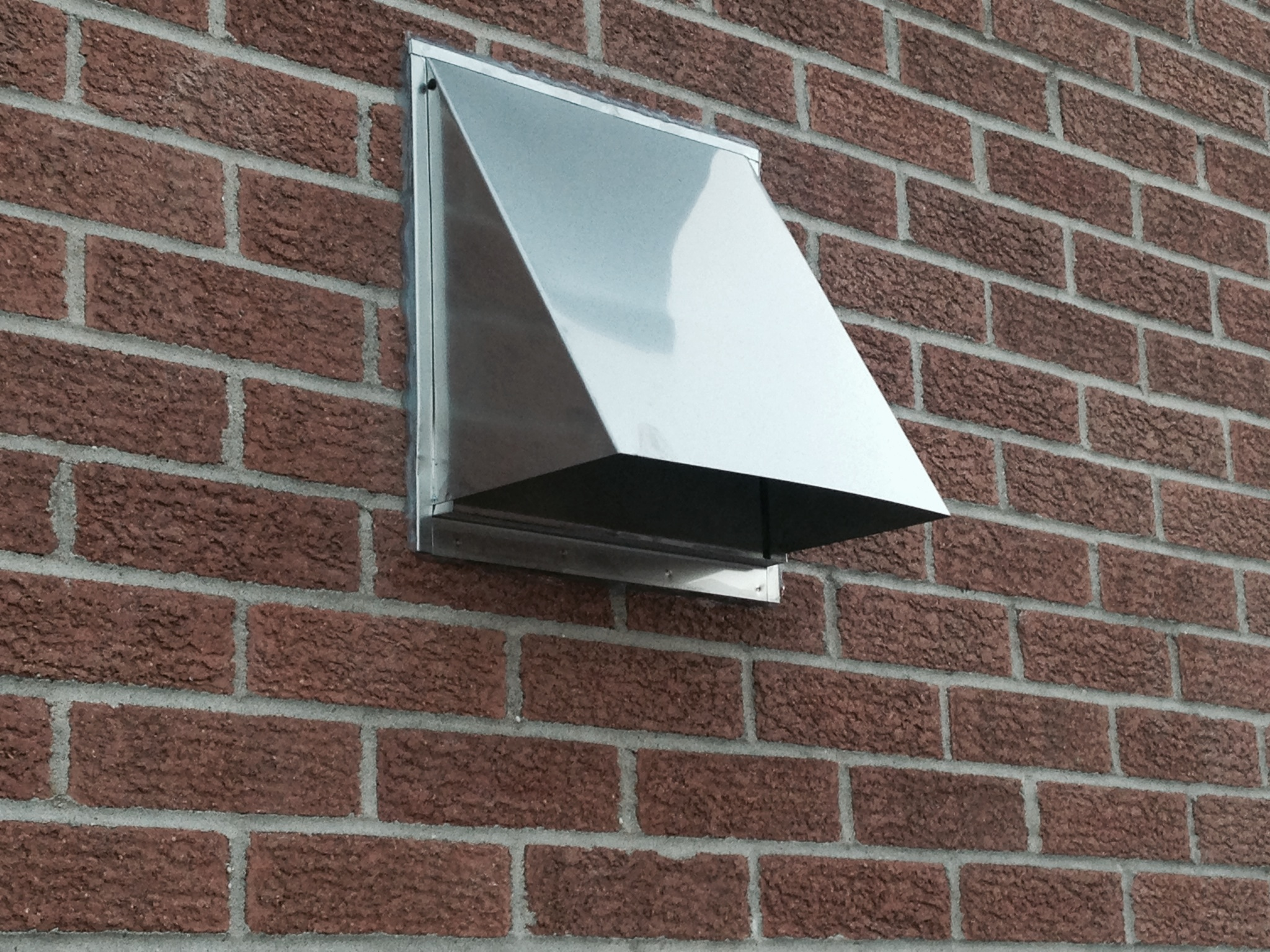 Exterior Wall: Exterior Wall Vent Covers