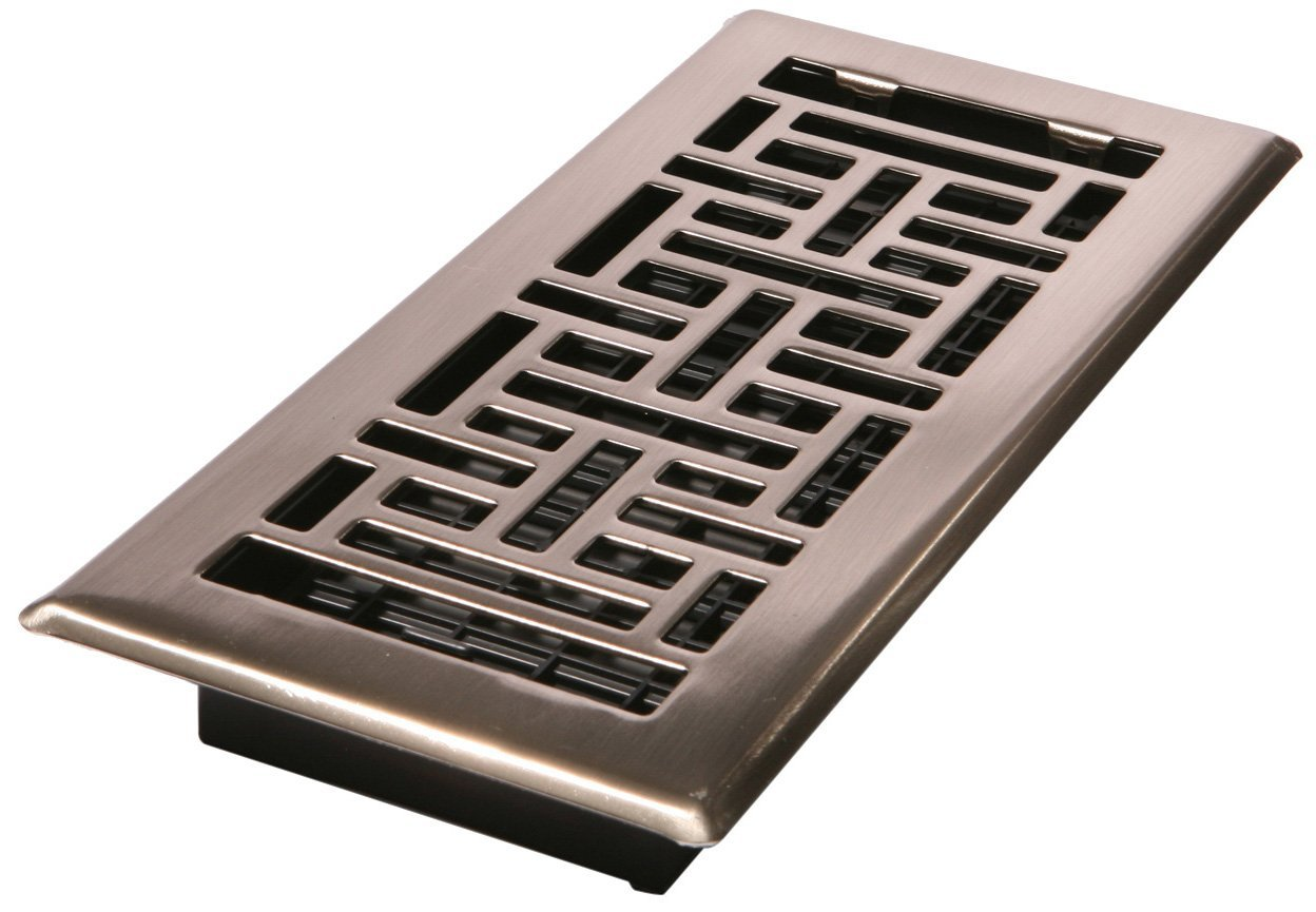 #7F594C Floor Air Vent Covers Decor IdeasDecor Ideas Recommended 6667 Stainless Steel Floor Registers pics with 1248x865 px on helpvideos.info - Air Conditioners, Air Coolers and more
