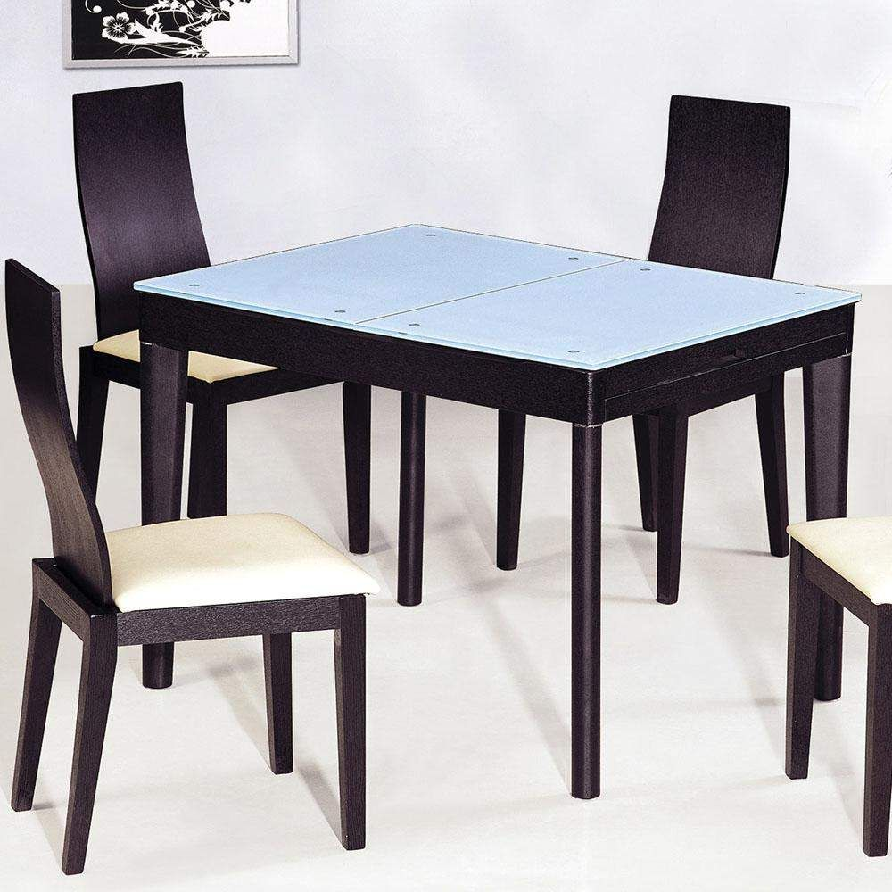 Glass Top Dining Room Tables Rectangular
