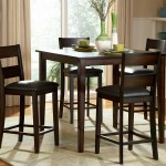 High Chair Dining Room Set