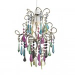 Outdoor Electric Chandelier