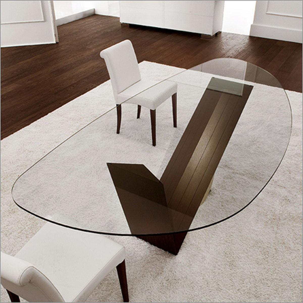 Oval Glass Top Dining Table Decor IdeasDecor Ideas