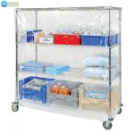 18 X 18 Wire Shelving