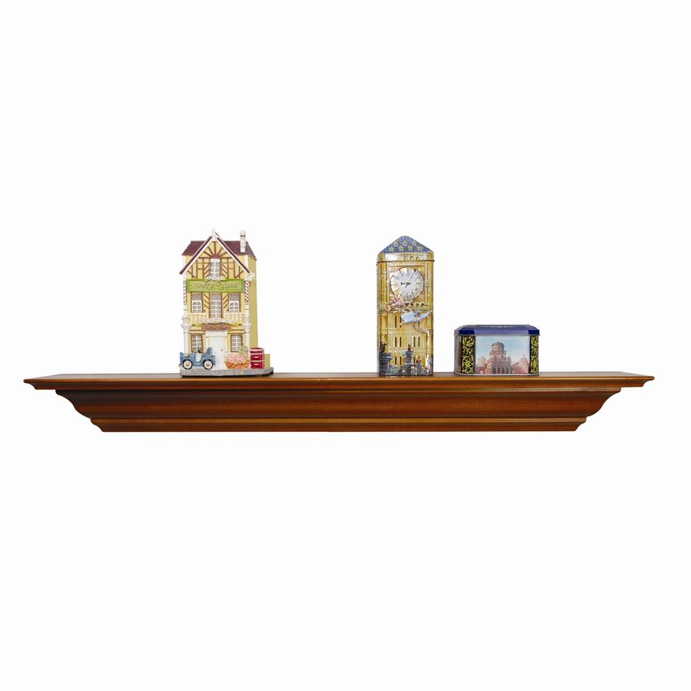 Crown Molding Floating Shelves
