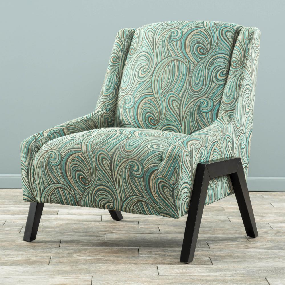 Fabric Accent Chairs