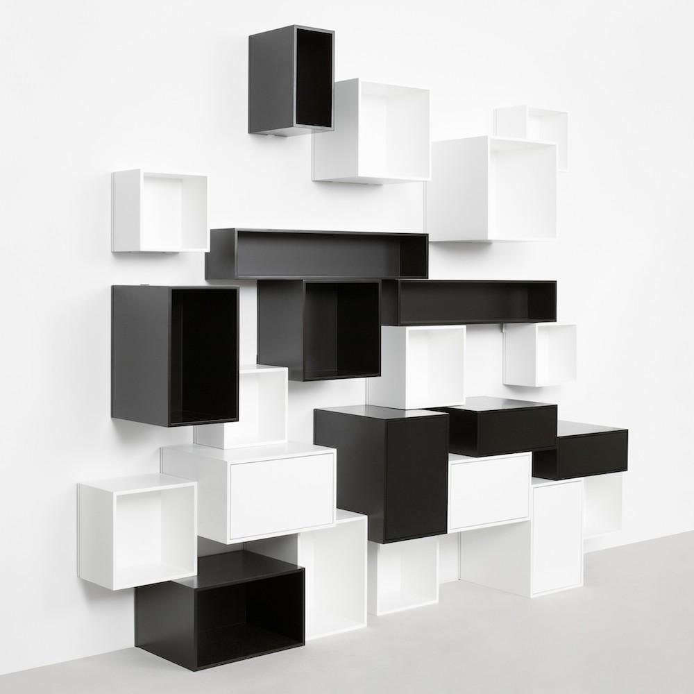 Ikea Cube Shelving