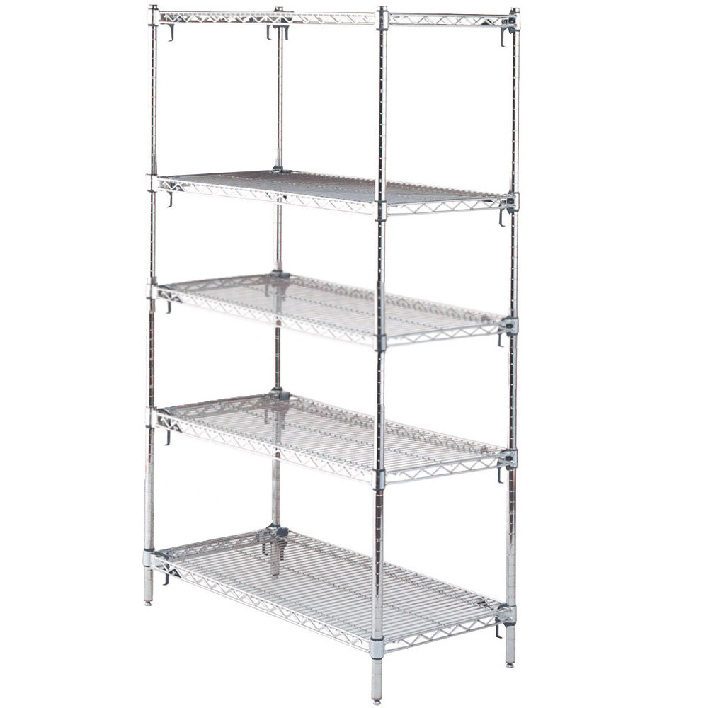 Metro Wire Shelving