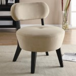 Microfiber Accent Chair
