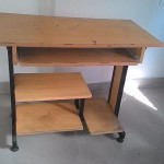 Used Computer Table