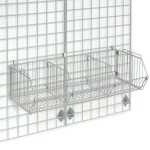 Wire Wall Shelving