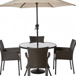 4 Seater Patio Furniture Set