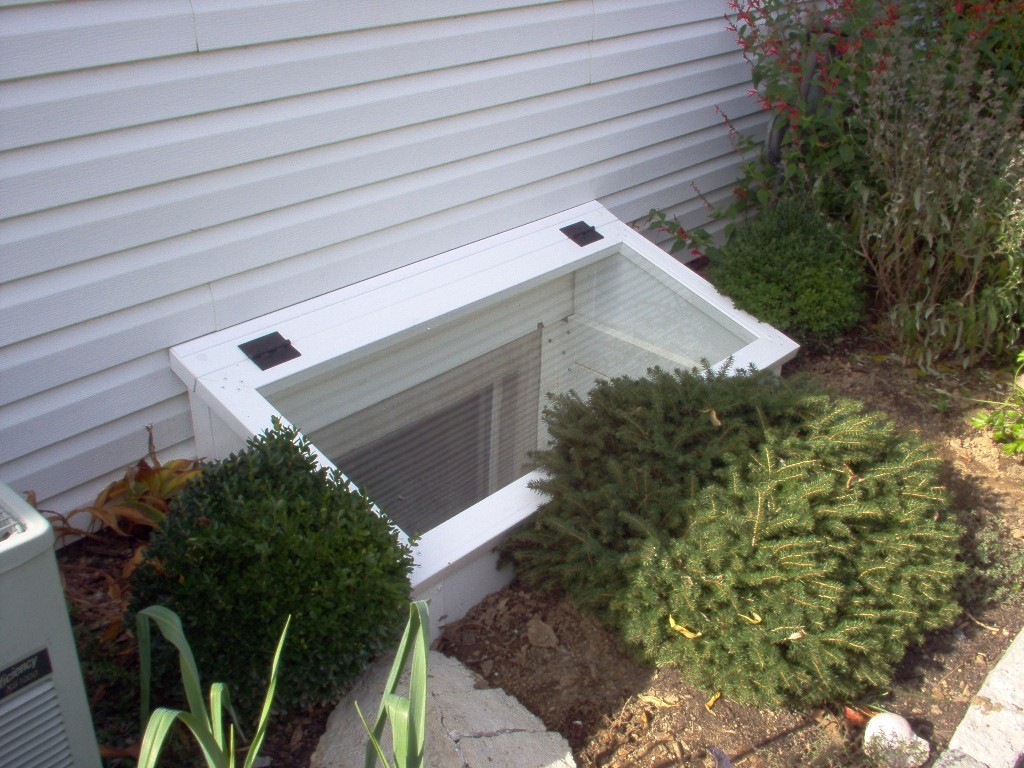 Basement Window Well Covers