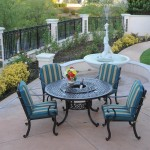 Cast Aluminum Patio Furniture Sets