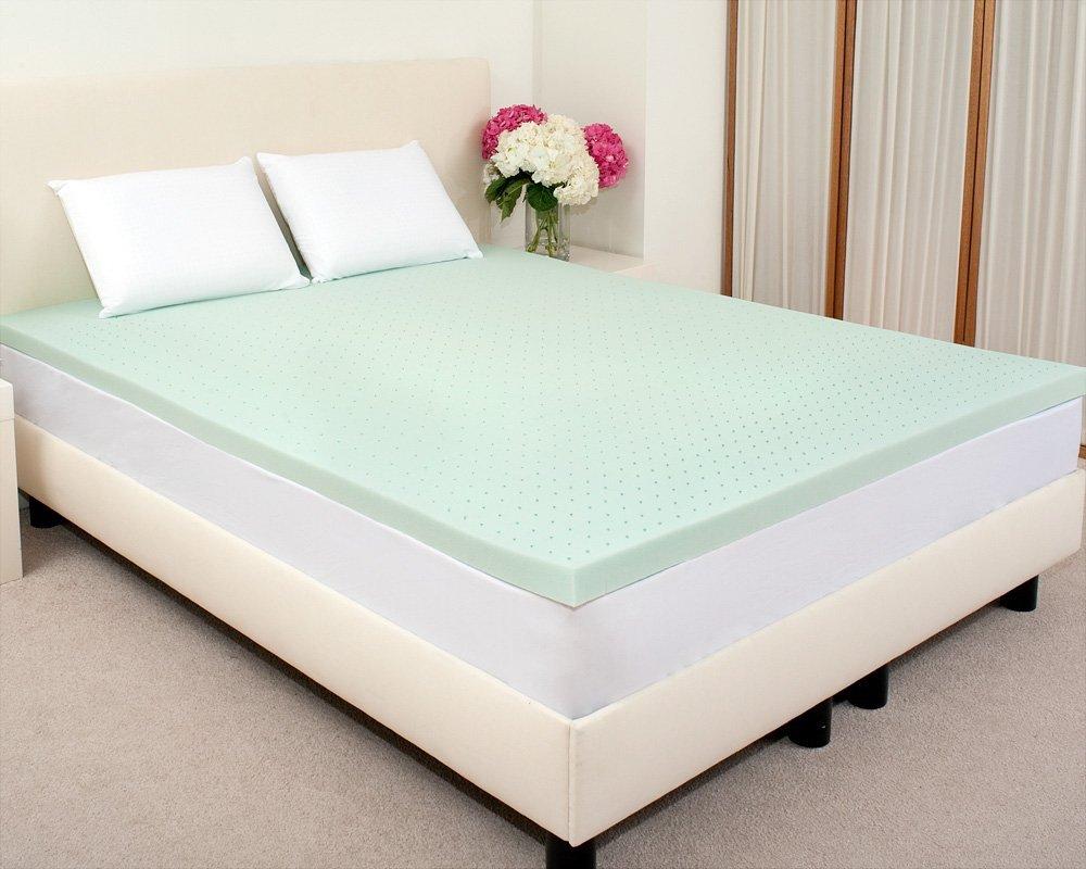 Green Memory Foam Mattress