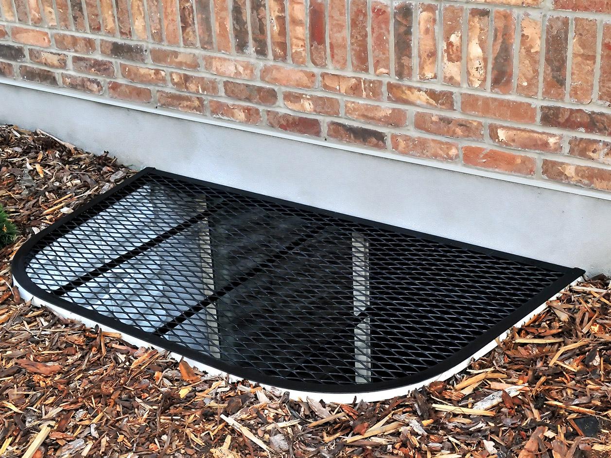 Metal Basement Window Well Covers Decor Ideasdecor Ideas