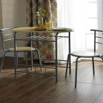 2 Chairs And Table Set