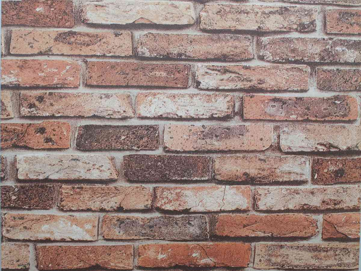 Brick wall covering decor ideasdecor ideas for Wallcovering ideas