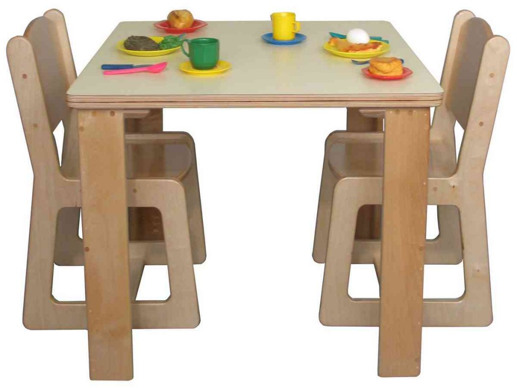 Children Table And Chair Set
