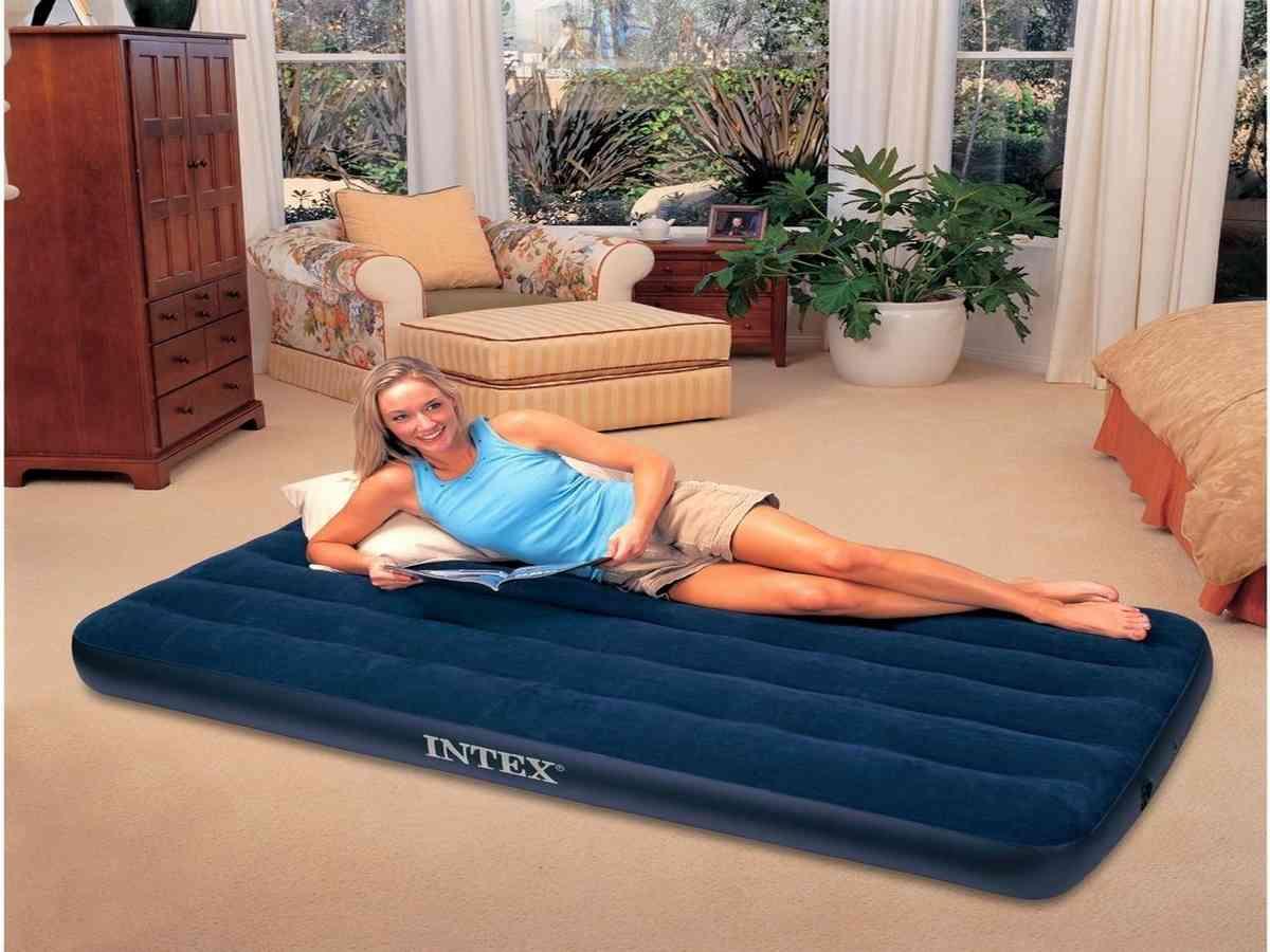 Intex air mattress repair kit decor ideasdecor ideas for Air bed decoration