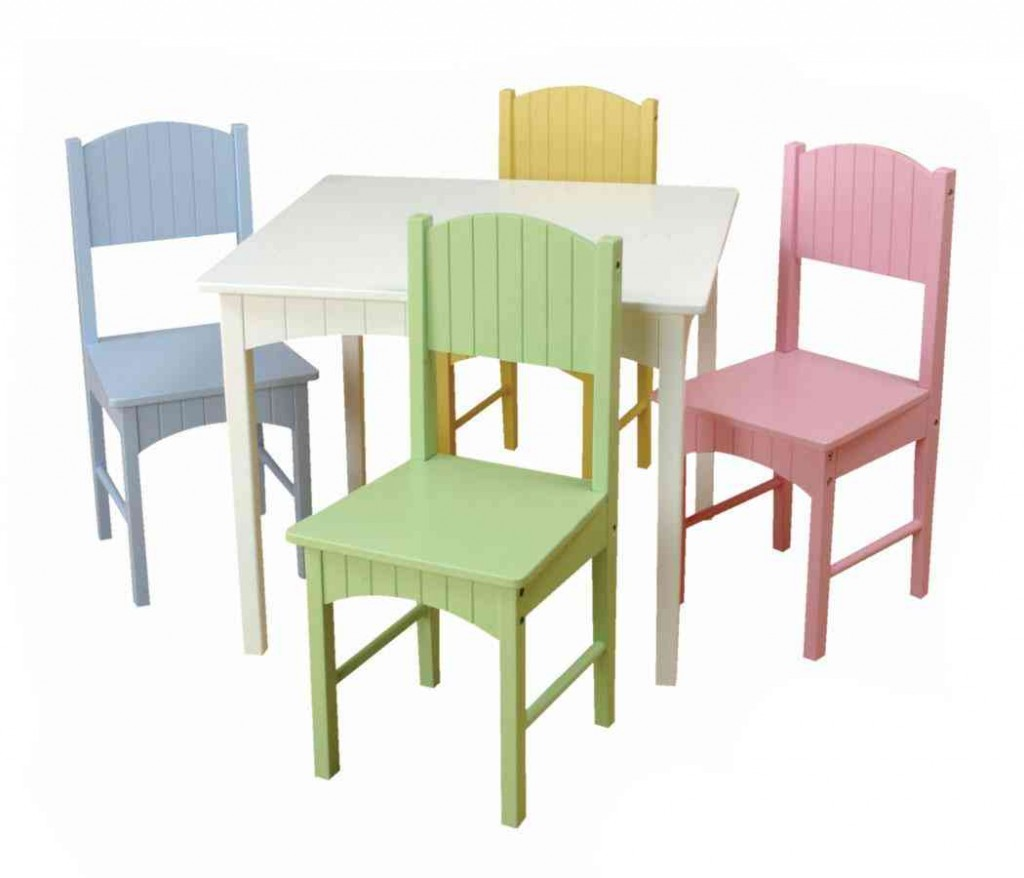 Kidkraft Table And Chair Set