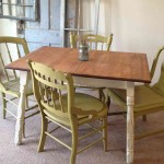 Small Table And Chair Set