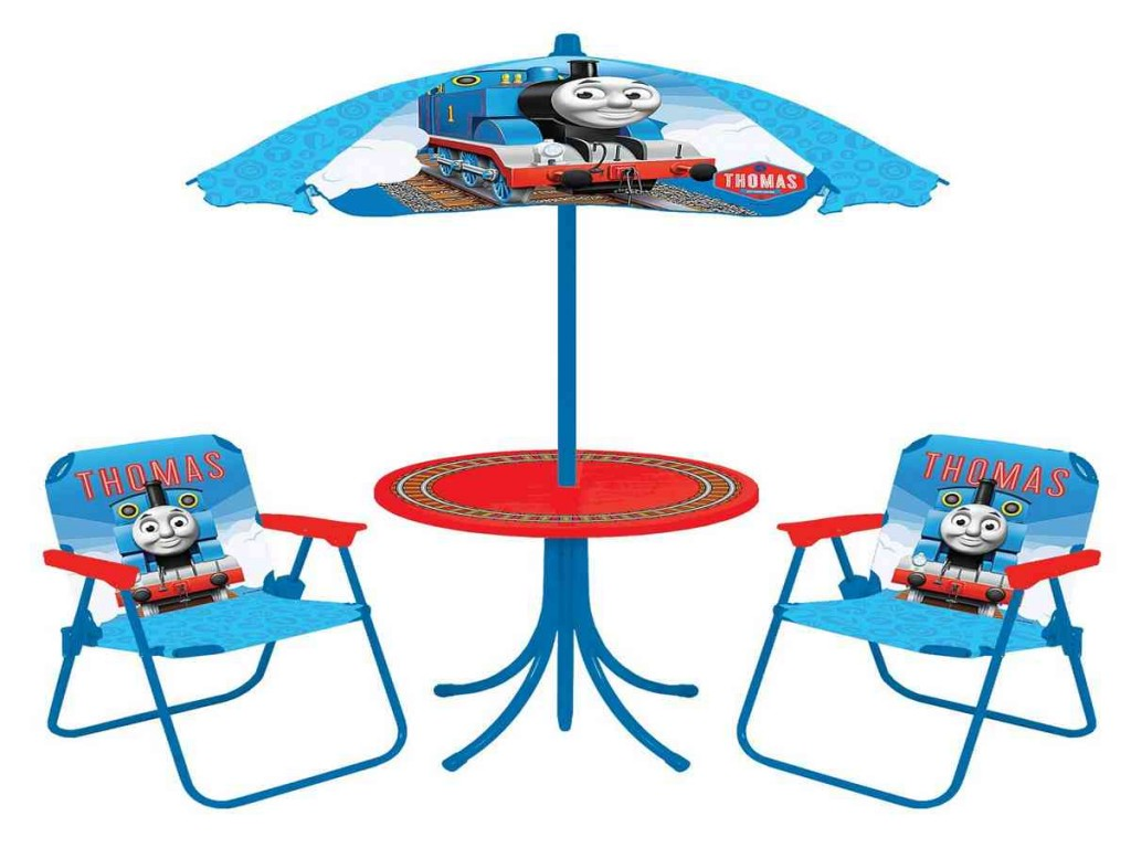 Thomas The Train Table And Chair Set