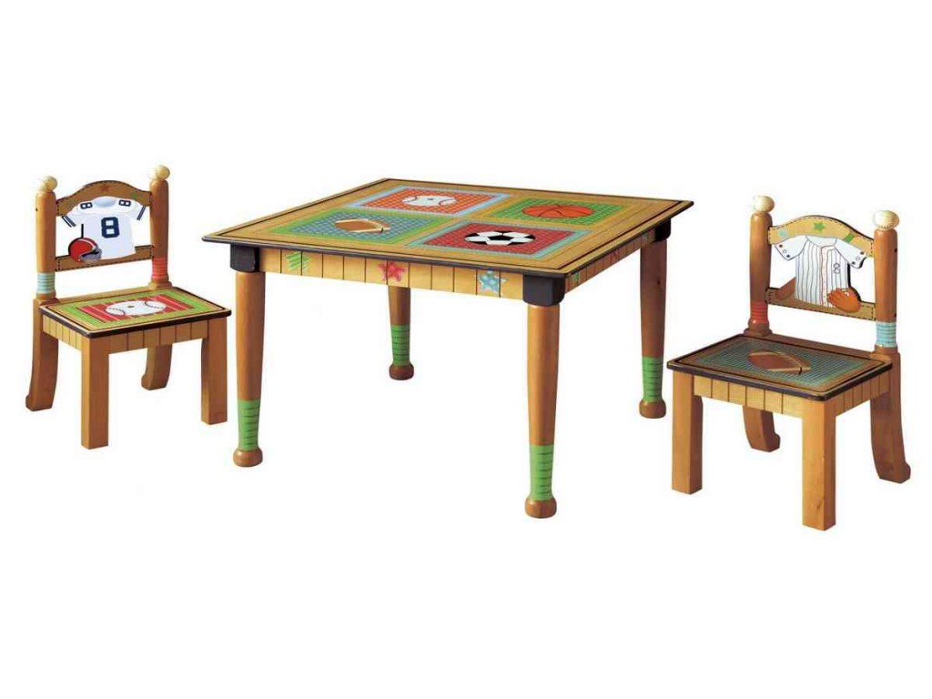 Tot Tutors Table And Chair Set