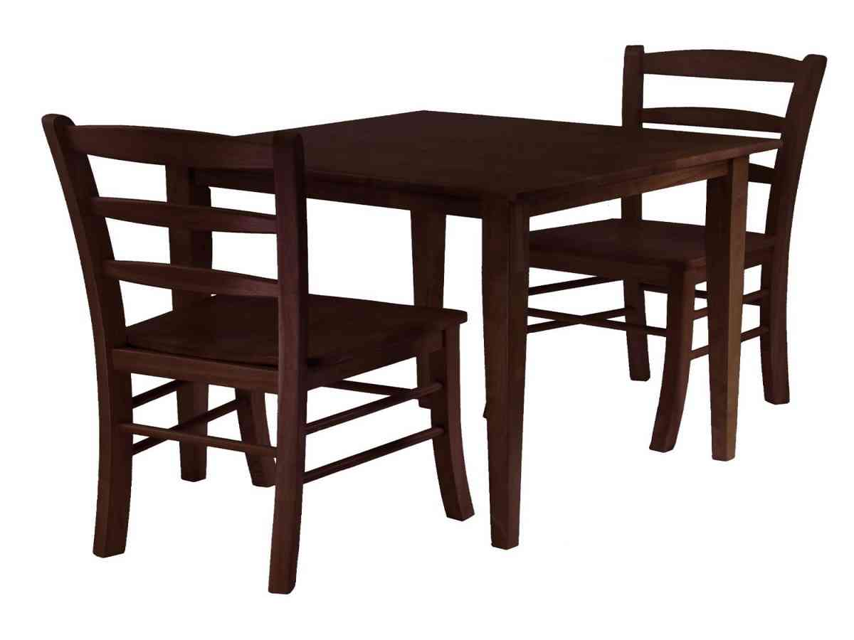 Two chair dining table set decor ideasdecor ideas - Seat dining table sets ...