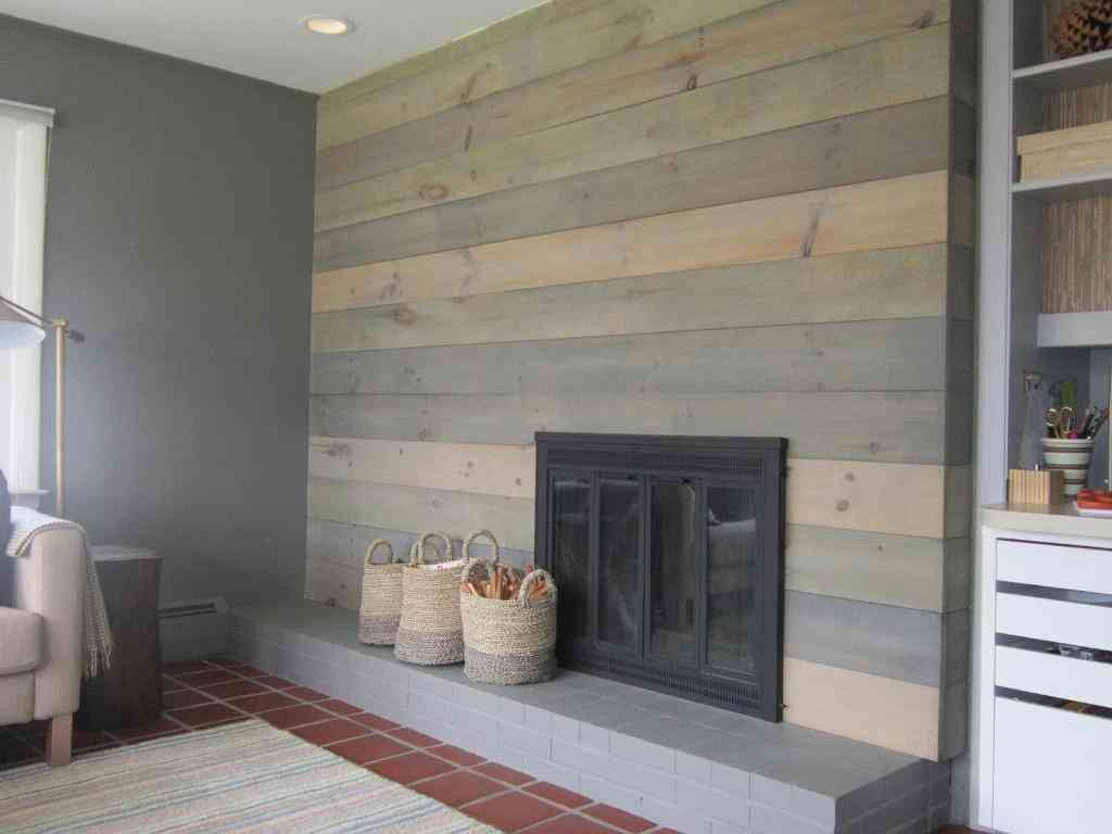 Barn wood interior design house design and decorating ideas - Rustic wall covering ideas ...