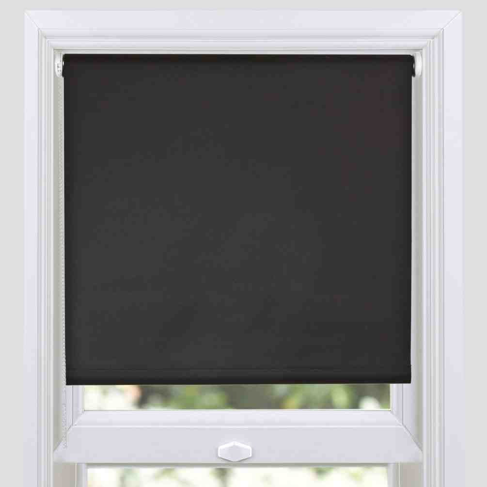 Automatic Blackout Blinds