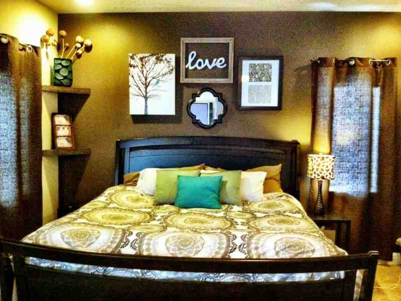 Amazing romantic home decorating ideas 4 pinterest home decor bedroom color ideas on pinterest Gorgeous home decor pinterest
