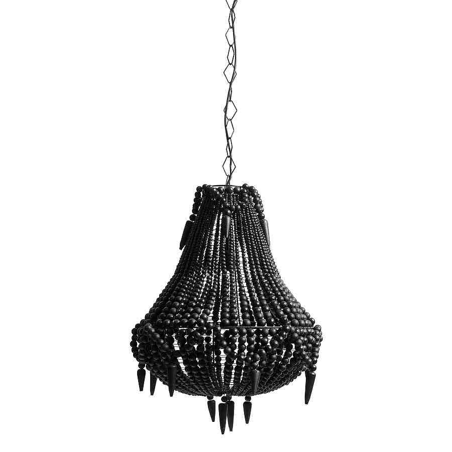 Black Pendant Chandelier