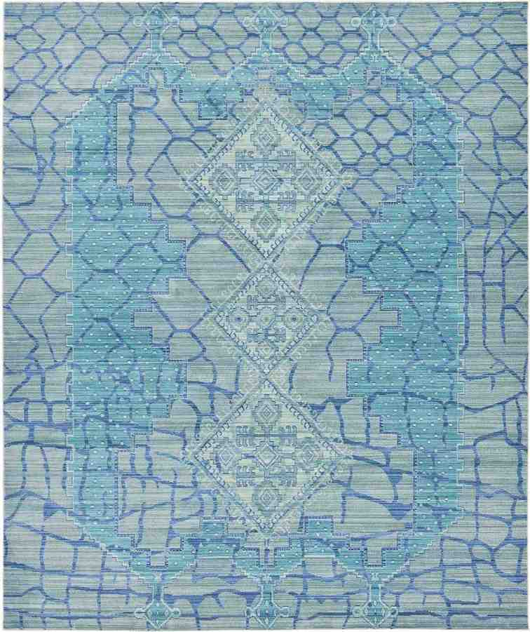 Blue Area Rugs 8 x 10