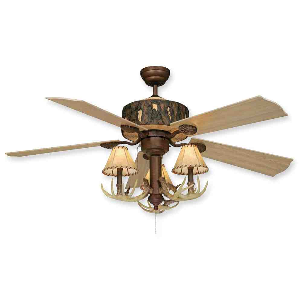 Black Chandelier Fan: Chandelier Style Ceiling Fans