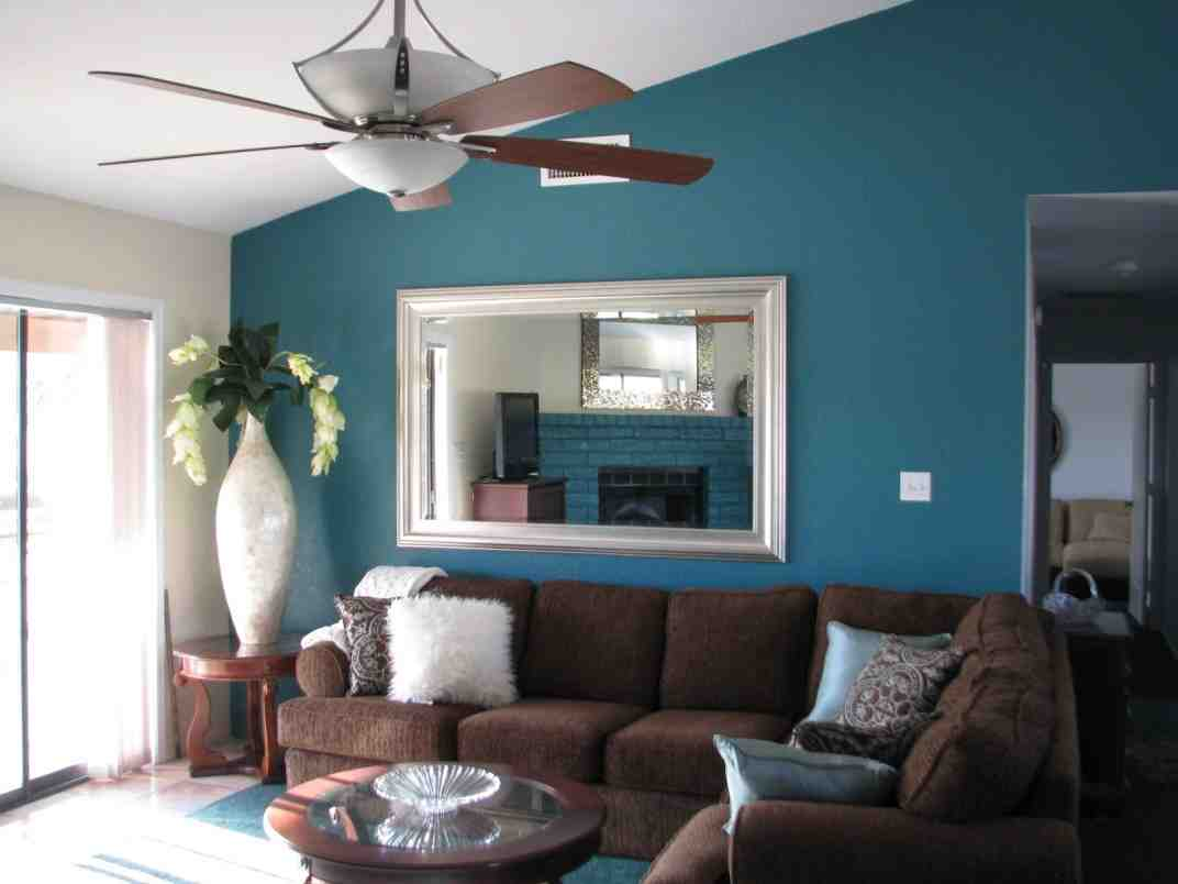 Colors for living room walls most popular decor for Small room wall color