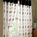 Contemporary Curtains Living Room