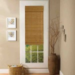 Cordless Bamboo Blinds