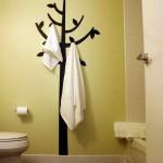 Decorating Ideas for Bathroom Walls