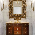 Decorative Bathroom Wall Mirrors