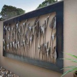 Decorative Outdoor Wall Art