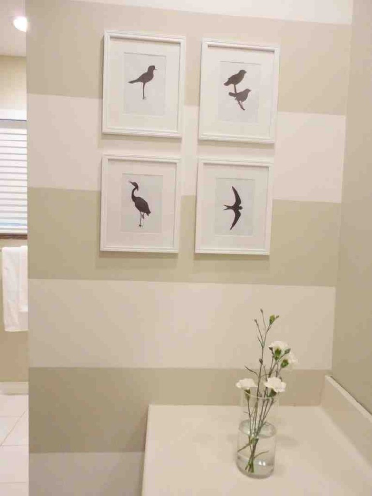 Diy Bathroom Wall Decor