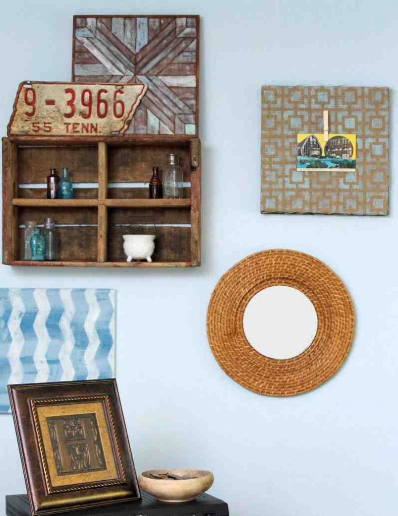 Homemade Rustic Wall Decor : Diy rustic wall decor ideasdecor ideas