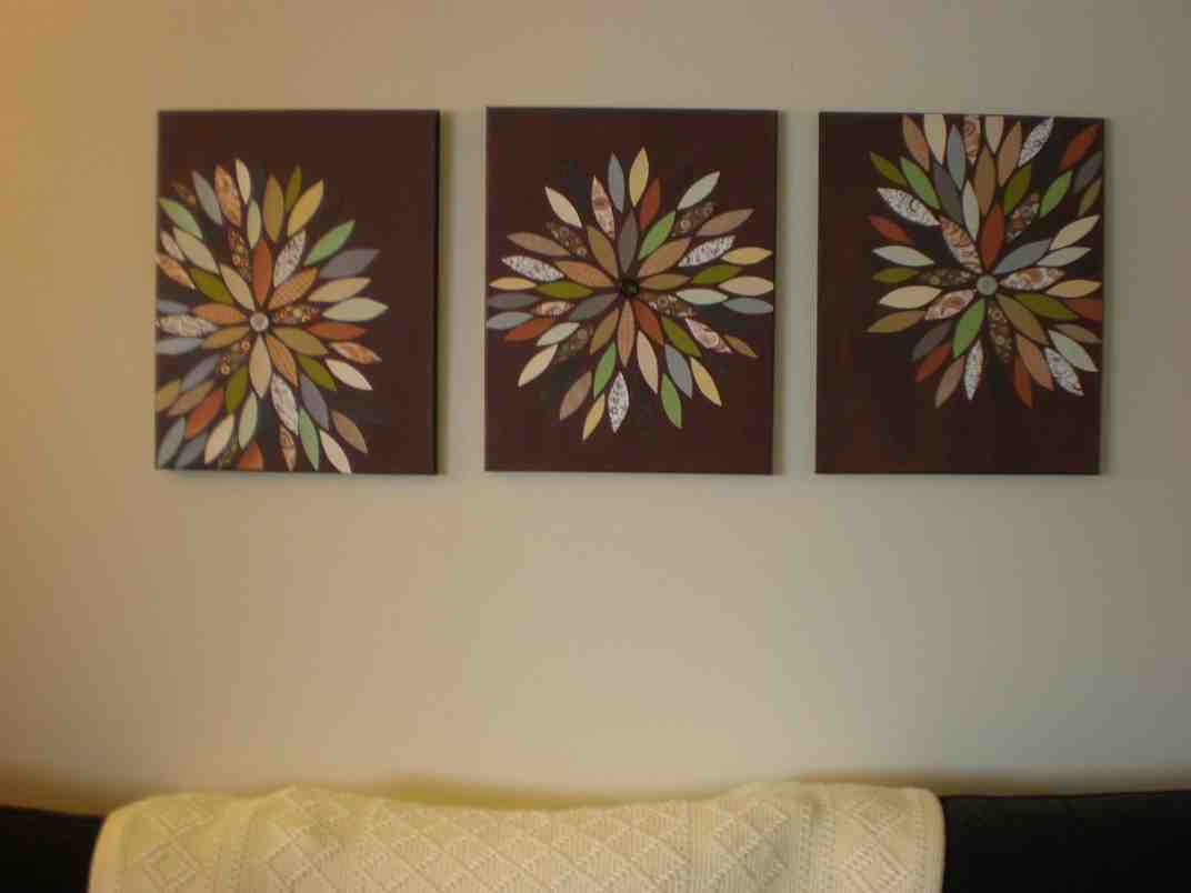 Pictures Of Diy Wall Decor : Diy wall decor ideasdecor ideas