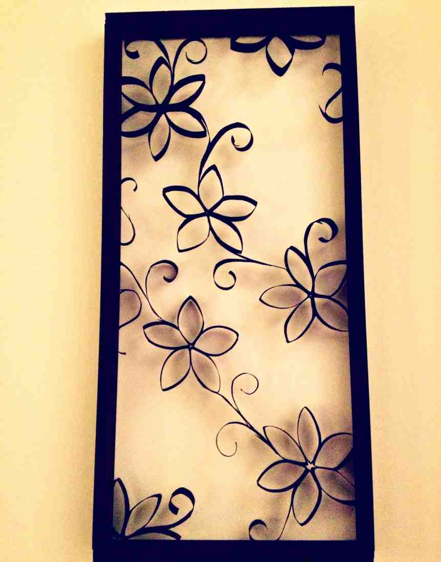 Diy wall decoration ideas decor ideasdecor ideas for Art decoration ideas