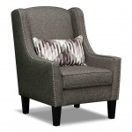 Fabric Accent Chairs Living Room