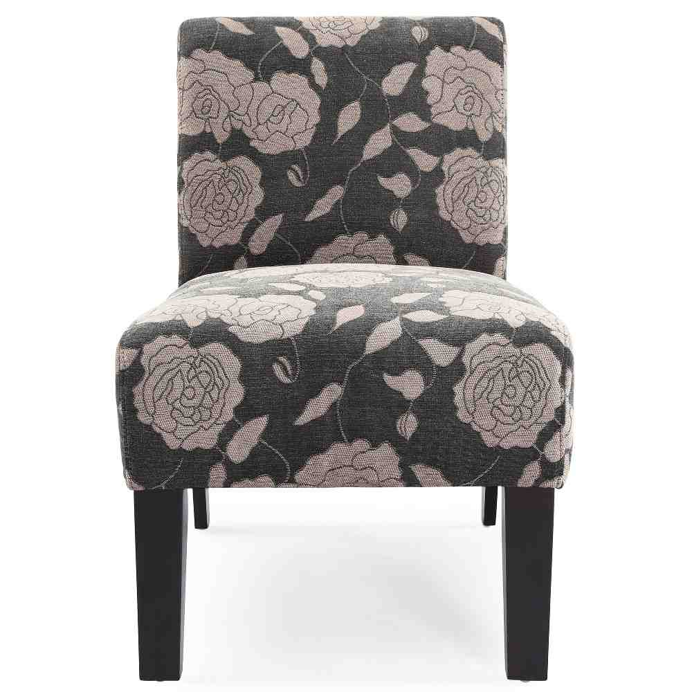 Floral Accent Chairs Living Room