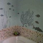Funny Bathroom Wall Decor