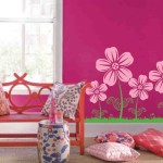 Girls Bedroom Wall Decor